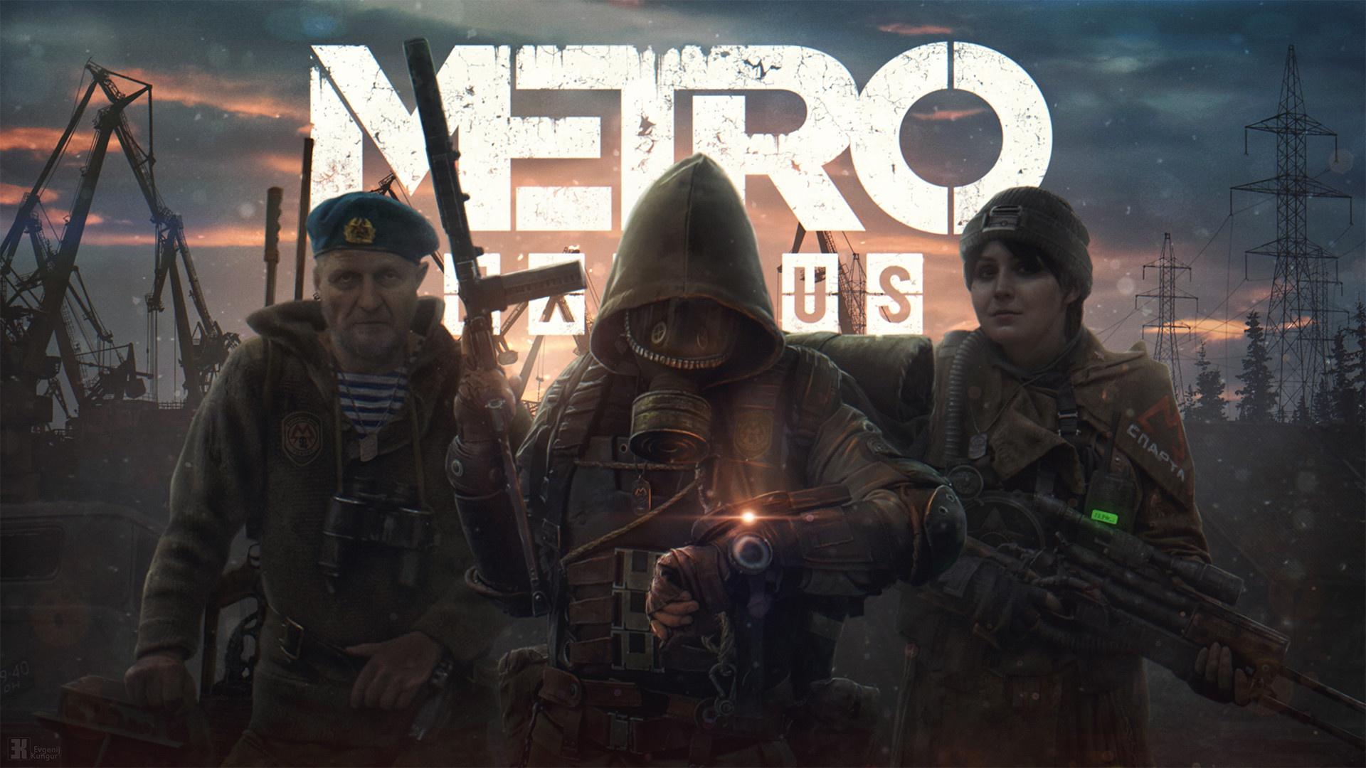 Metro Exodus HD Wallpaper   Background Image   1920x1080 ...