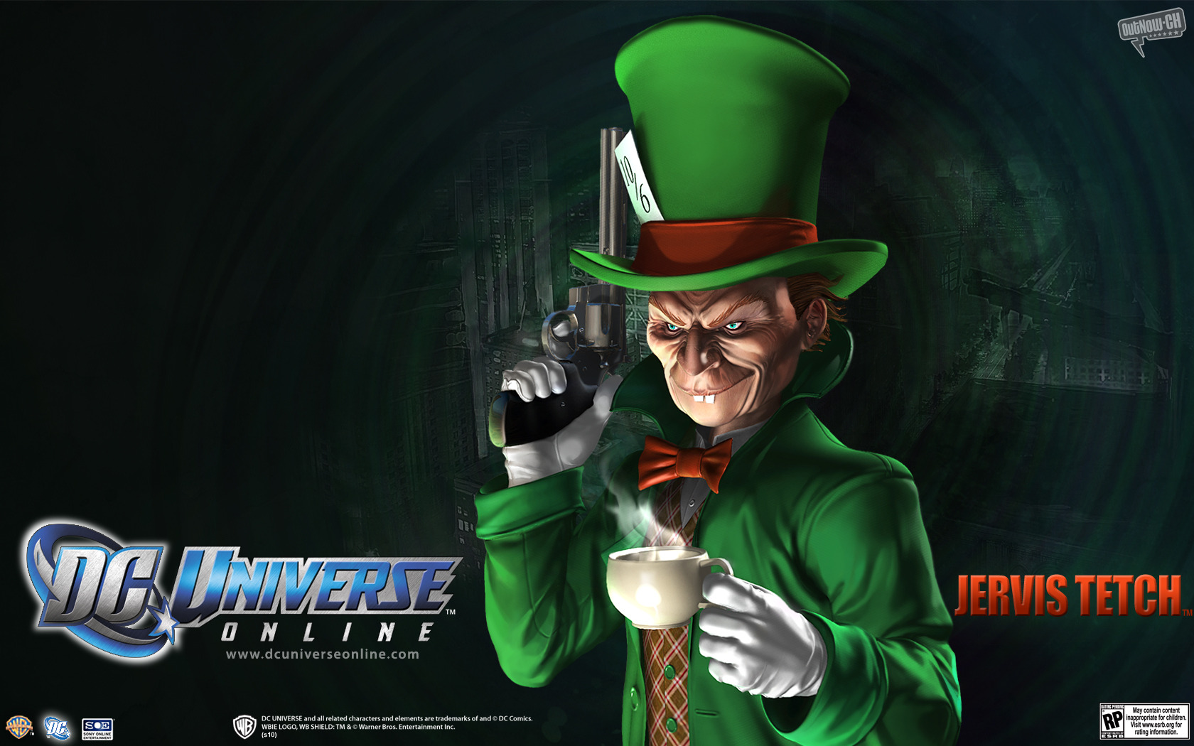 Video Game - Dc Universe Online  Wallpaper