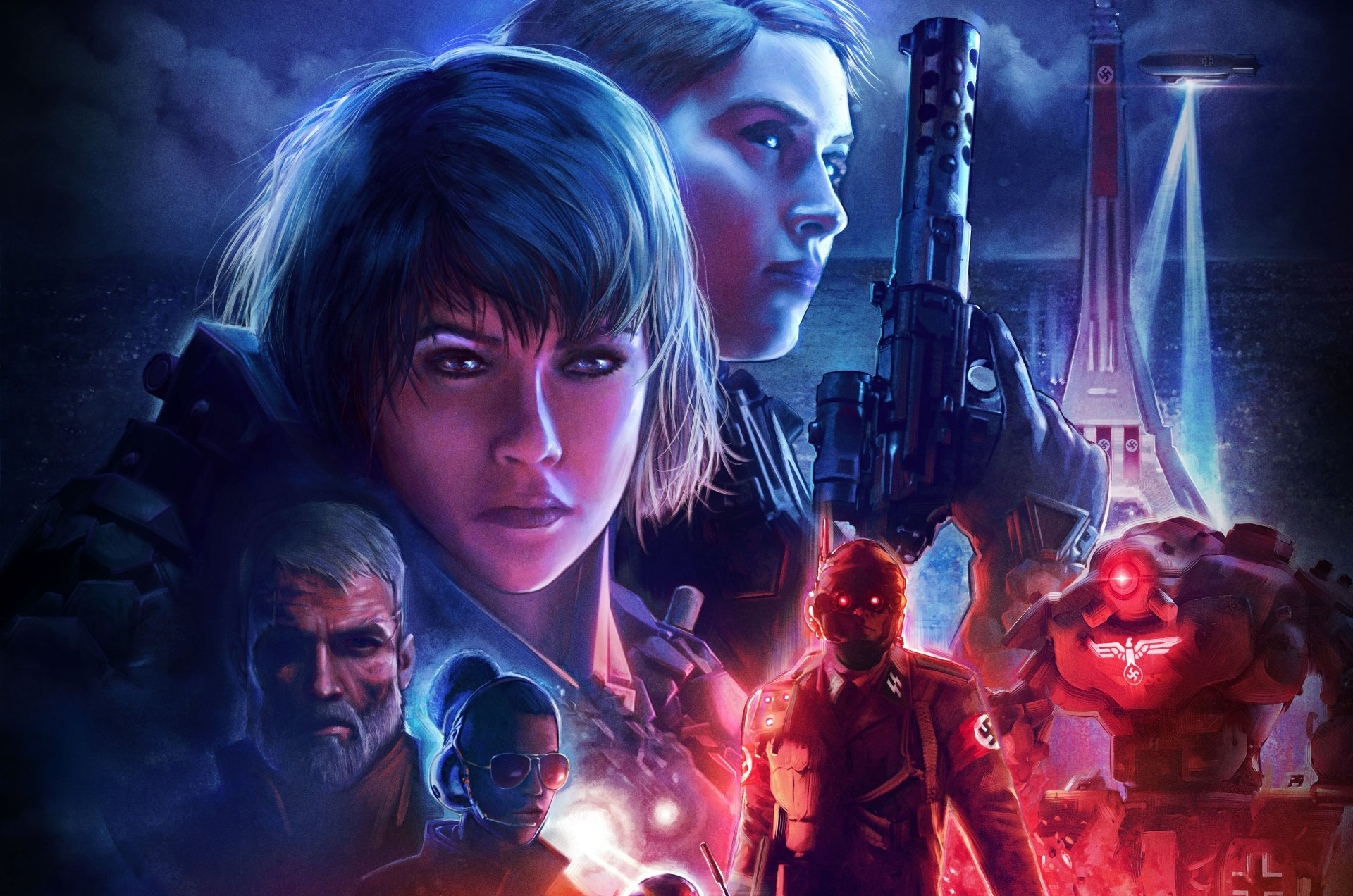 10 Wolfenstein Youngblood Hd Wallpapers Background Images Wallpaper Abyss