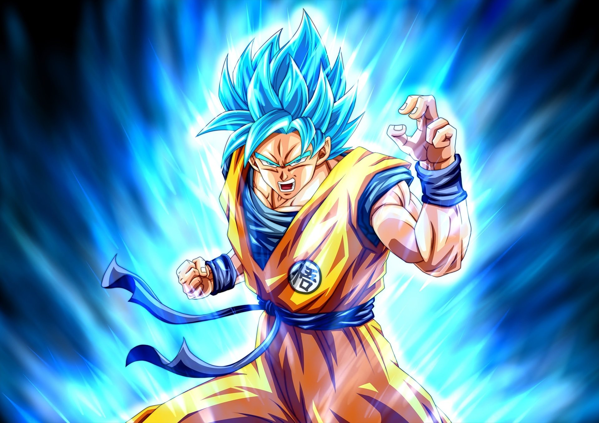 156 Super Saiyan Blue Hd Wallpapers Background Images Wallpaper Abyss Page 3