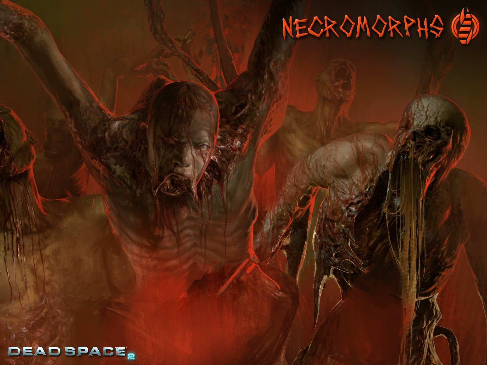 Video Game - Dead Space 2  Wallpaper
