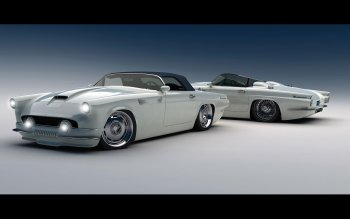 Vehicles - Ford Thunderbird Wallpapers and Backgrounds ID : 100226