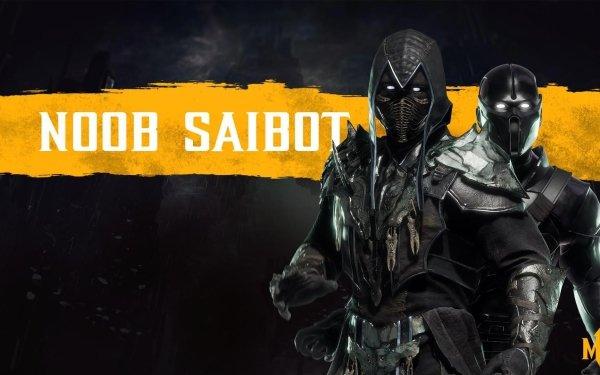 Video Game Mortal Kombat 11 Noob Saibot HD Wallpaper | Background Image