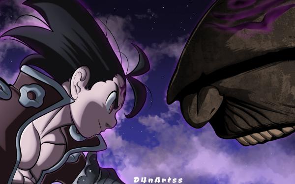 Anime The Seven Deadly Sins Zeldris Demon Black Hair HD Wallpaper   Background Image