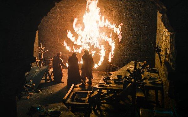 TV Show Game Of Thrones Tormund Giantsbane Beric Dondarrion Dolorous Edd Ben Crompton Kristofer Hivju Richard Dormer HD Wallpaper | Background Image