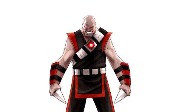 Video Game Mortal Kombat Kano HD Wallpaper   Background Image