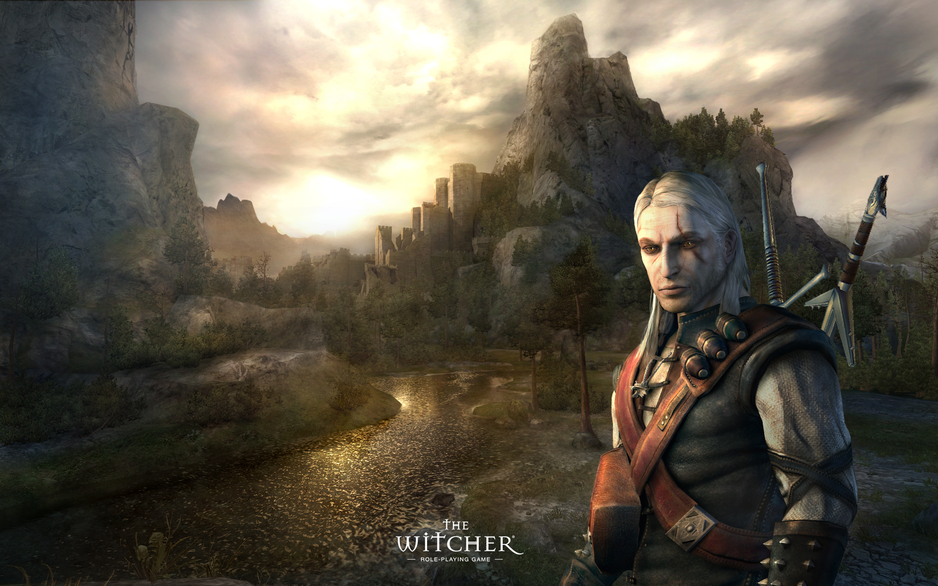 the witcher computer wallpapers desktop backgrounds