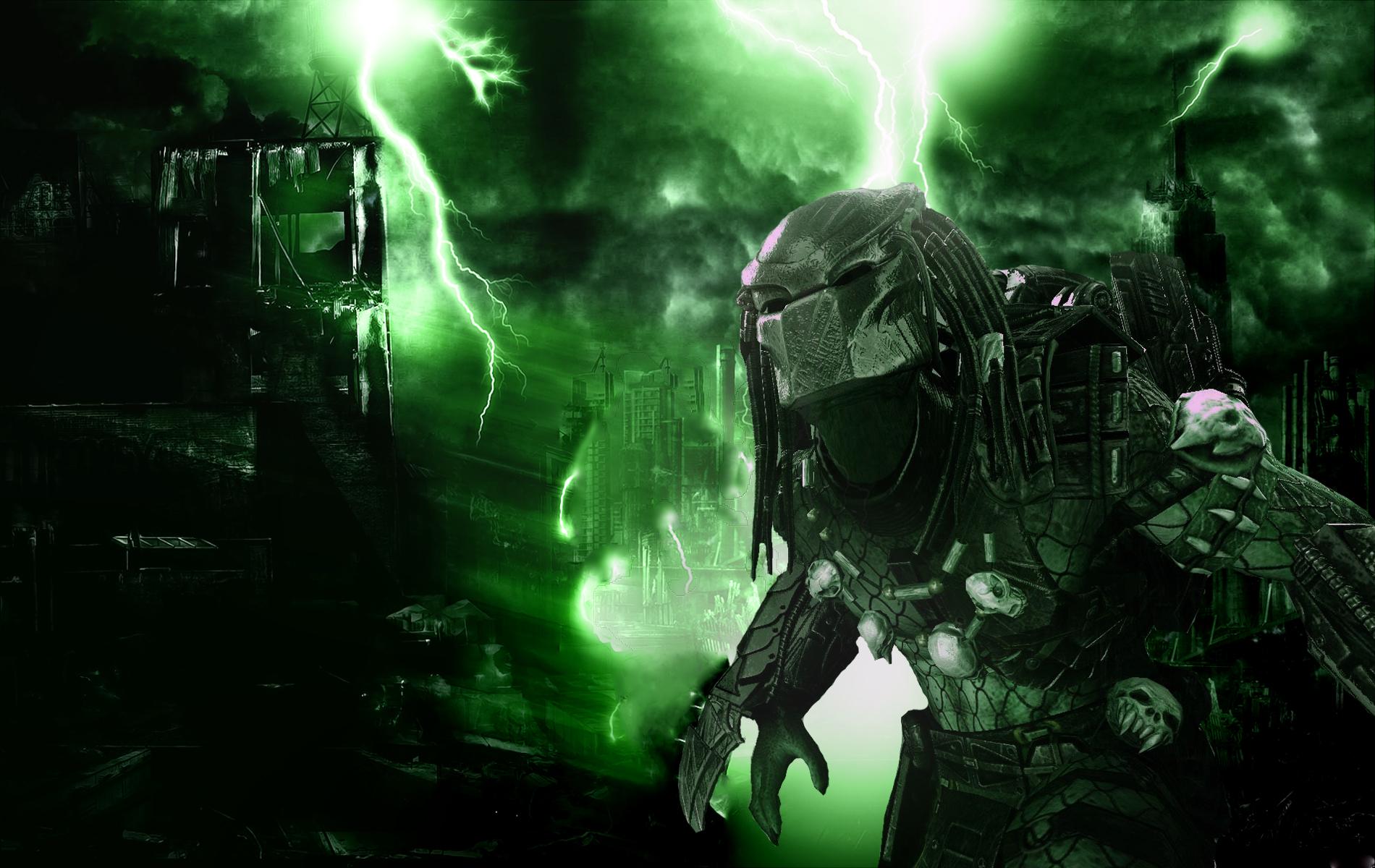 Films - Predator  Wallpaper