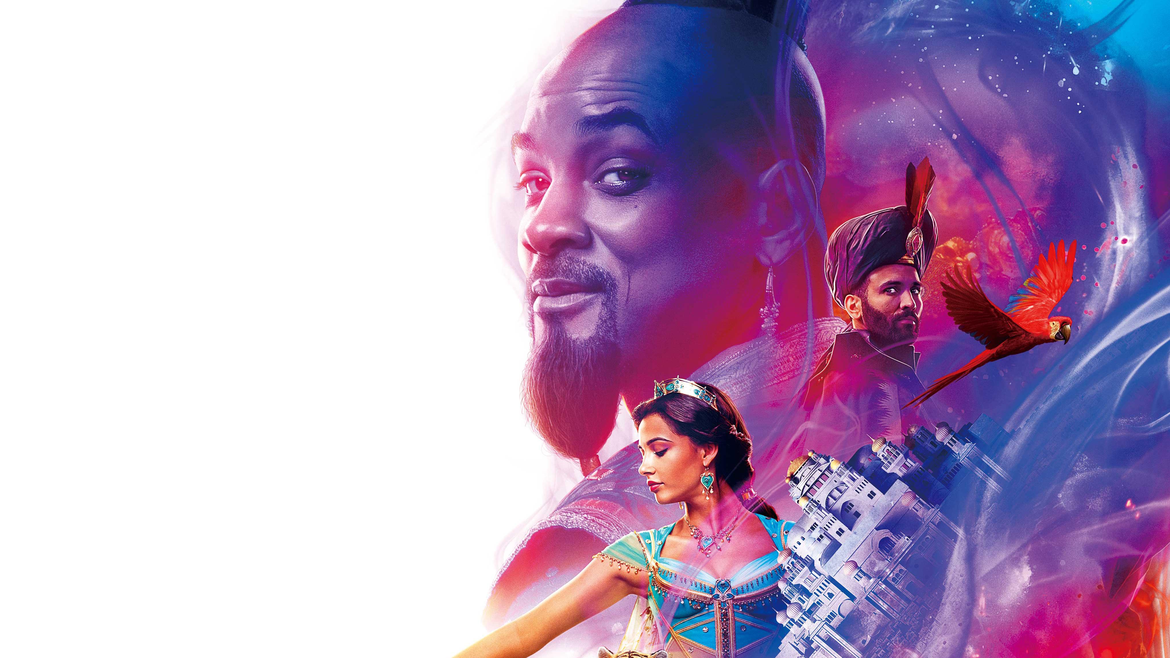 Aladdin 2019 4k Ultra Hd Wallpaper Background Image