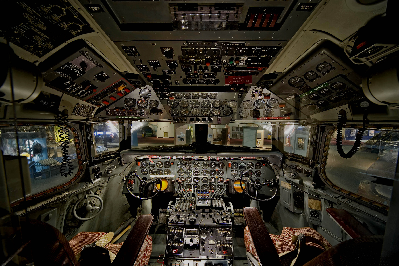 Flugzeug full hd wallpaper and hintergrund 3000x2000 - 4k cockpit wallpaper ...