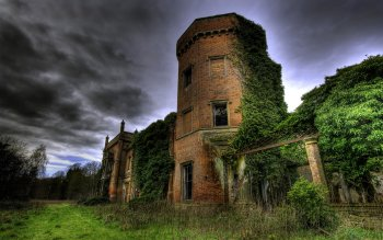 Man Made - Ruin Wallpapers and Backgrounds ID : 101656