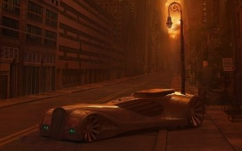 Sci Fi - Vehicle Wallpapers and Backgrounds ID : 101888
