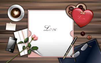 Holiday - Valentine's Day Wallpapers and Backgrounds ID : 101996
