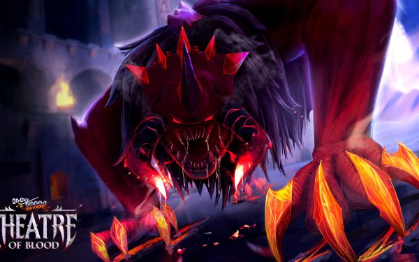 Video Game Runescape Monster HD Wallpaper   Background Image