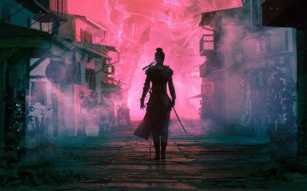 Fantasy Women Warrior Woman Warrior HD Wallpaper | Background Image