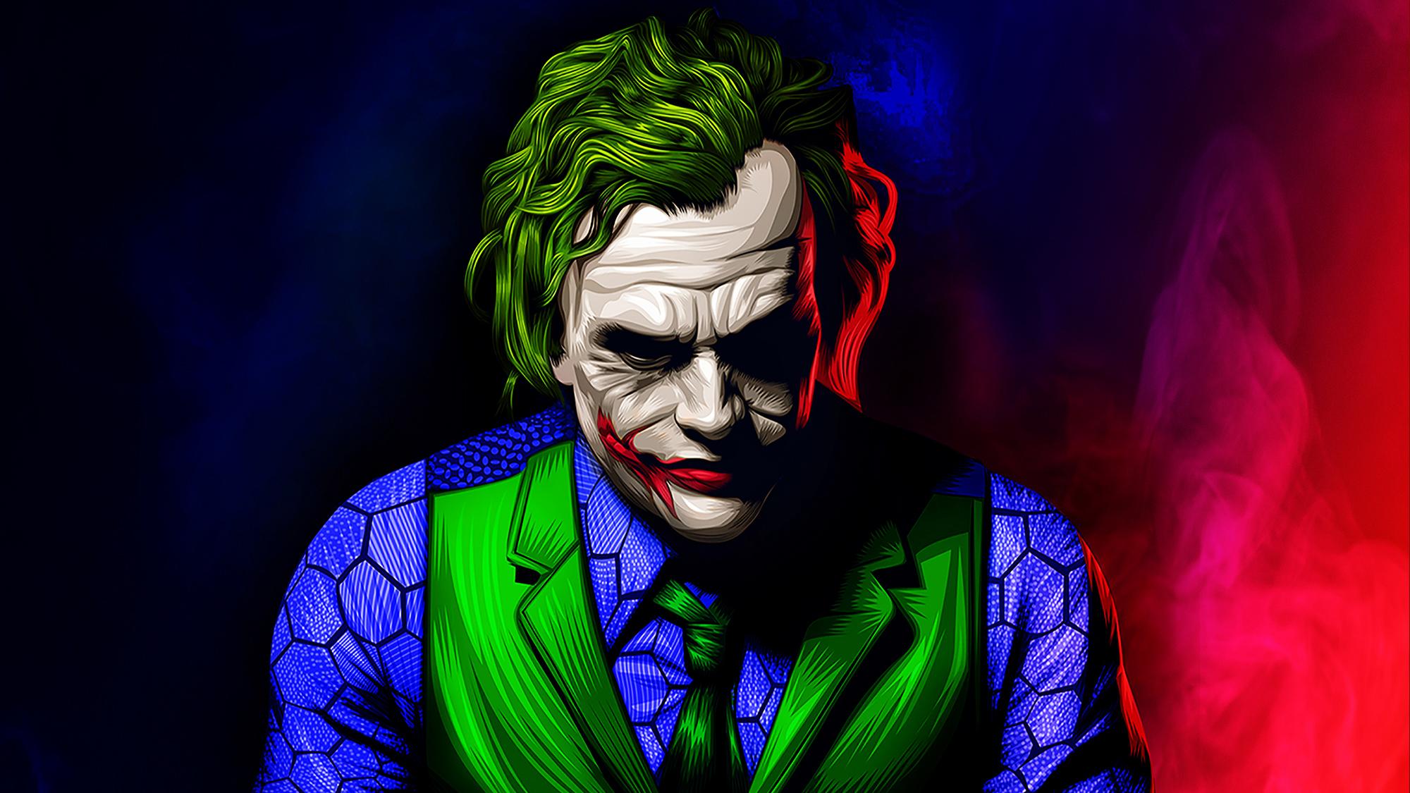 Joker Fond D Ecran Hd Arriere Plan 2000x1125 Id
