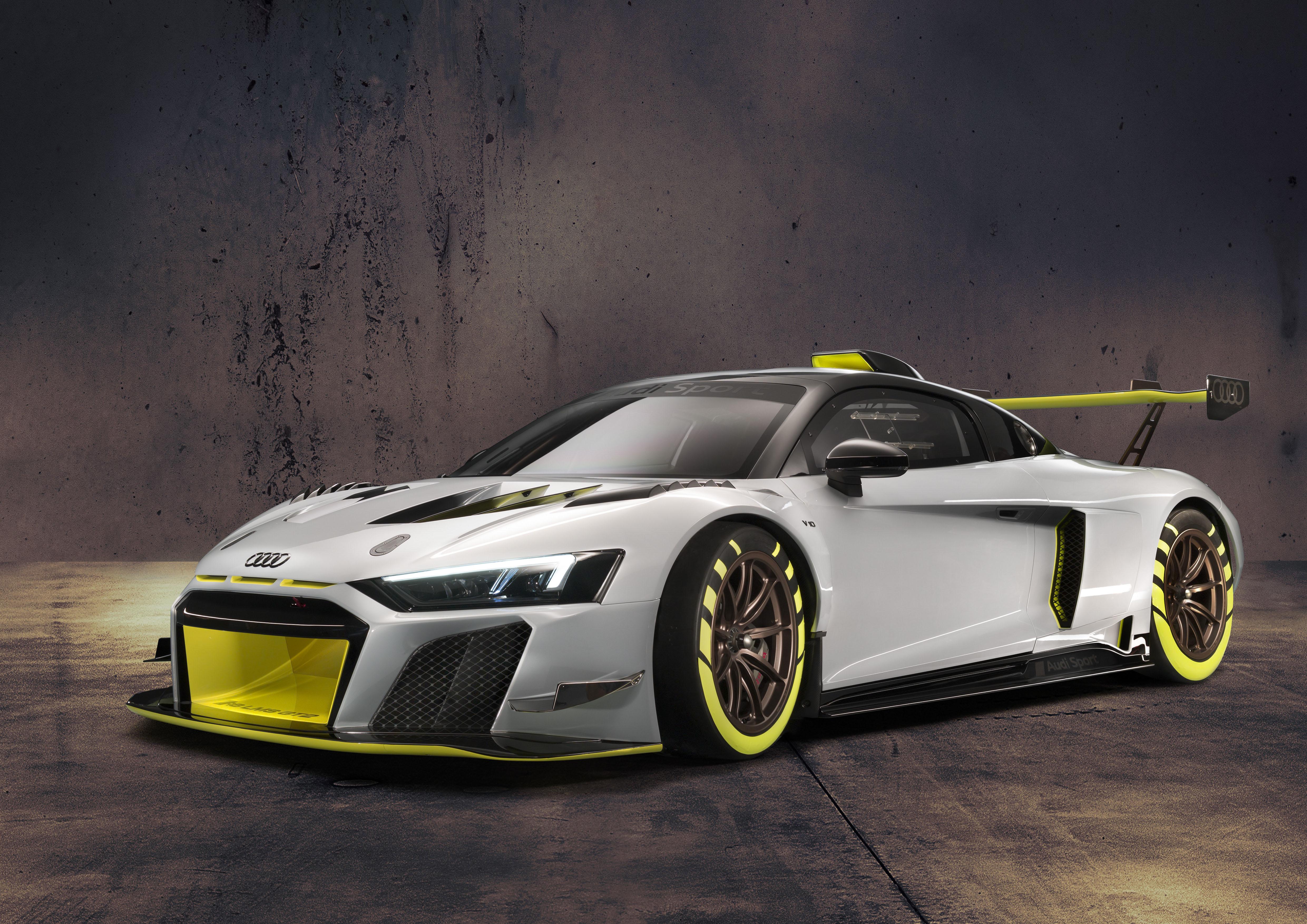 2020 Audi R8 LMS GT2 4k Ultra HD Wallpaper | Background ...