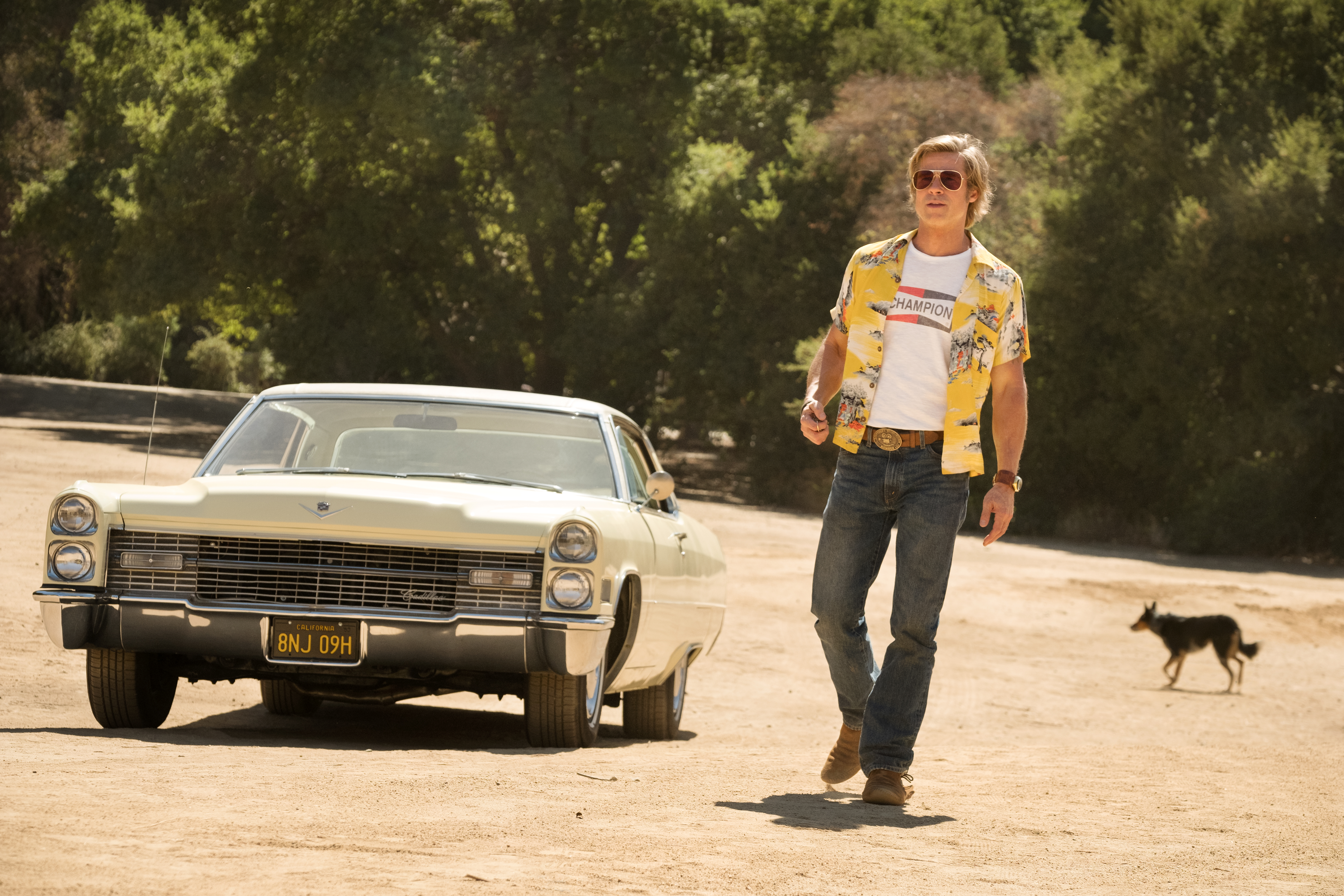 Once Upon A Time In Hollywood 5k Retina Ultra Hd Wallpaper