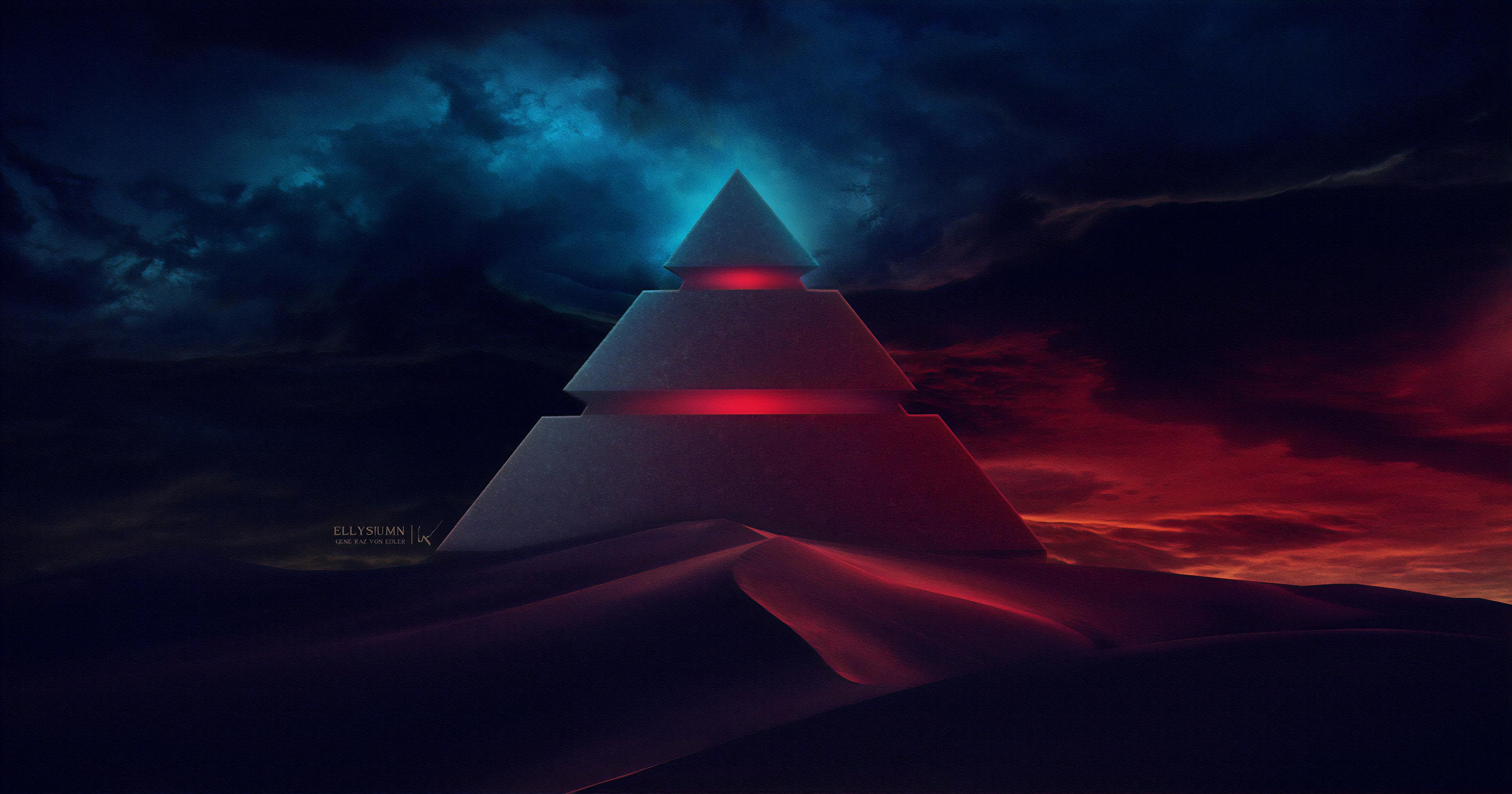 Pyramid Fondo De Pantalla Hd Fondo De Escritorio