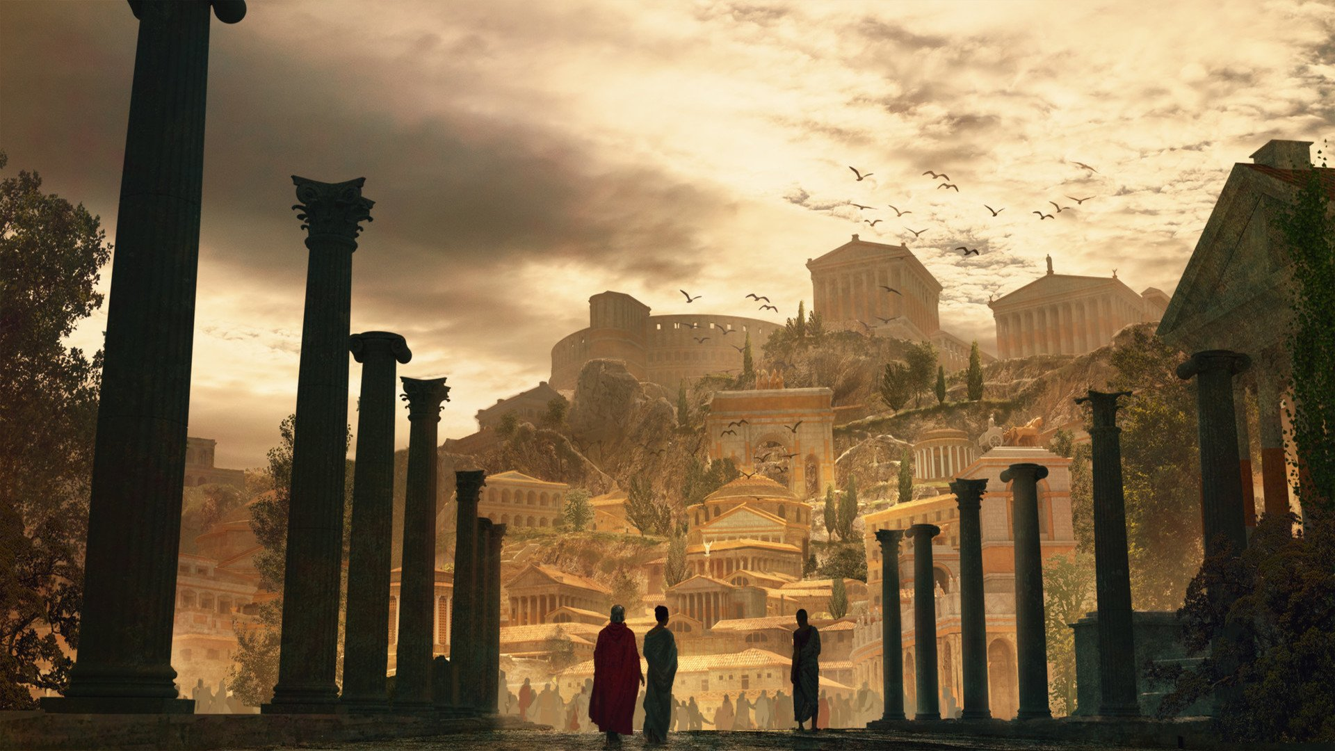 Roman Empire Fondo De Pantalla Hd Fondo De Escritorio