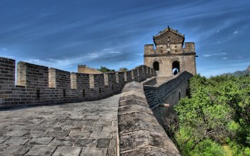 Man Made - Great Wall Of China Wallpapers and Backgrounds ID : 102176