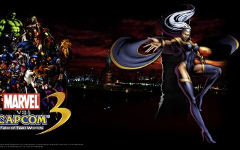 Video Game - Marvel Vs. Capcom 3 Wallpapers and Backgrounds ID : 102266