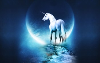 Fantasy - Unicorn Wallpapers and Backgrounds ID : 102646