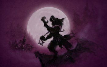 Dark - Werewolf Wallpapers and Backgrounds ID : 102848