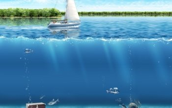 CGI - Artistisk Wallpapers and Backgrounds ID : 102876