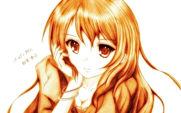 Anime Golden Time Kaga Kouko HD Wallpaper   Background Image