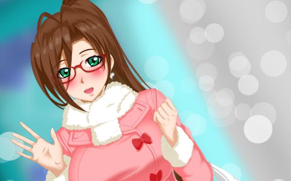 Anime Shinmai Maou No Testament Chisato Hasegawa HD Wallpaper | Background Image