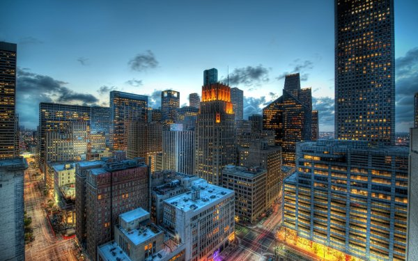 Man Made Houston Cities United States Texas HD Wallpaper   Background Image