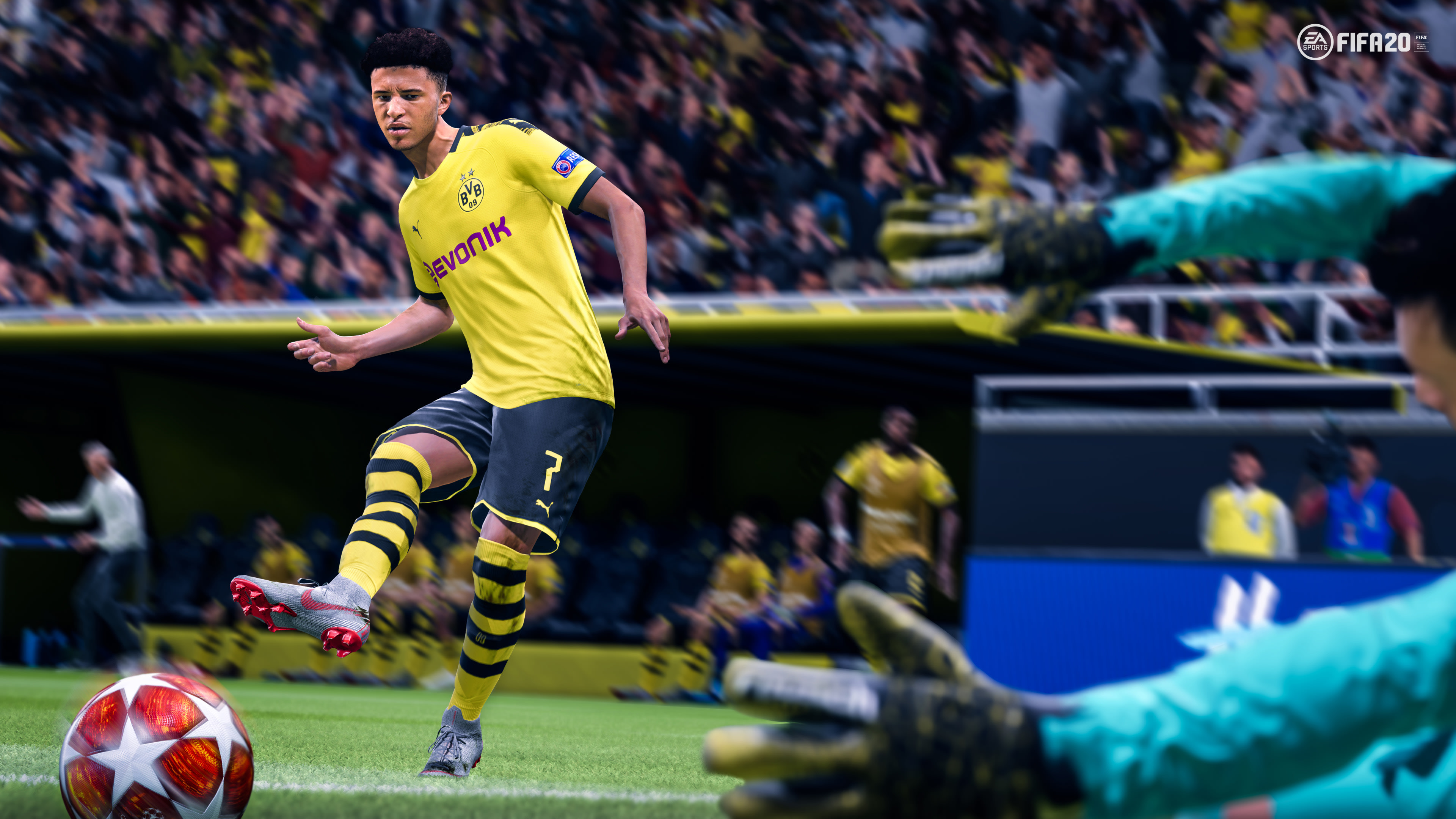 FIFA 20 HD Wallpaper   Background Image