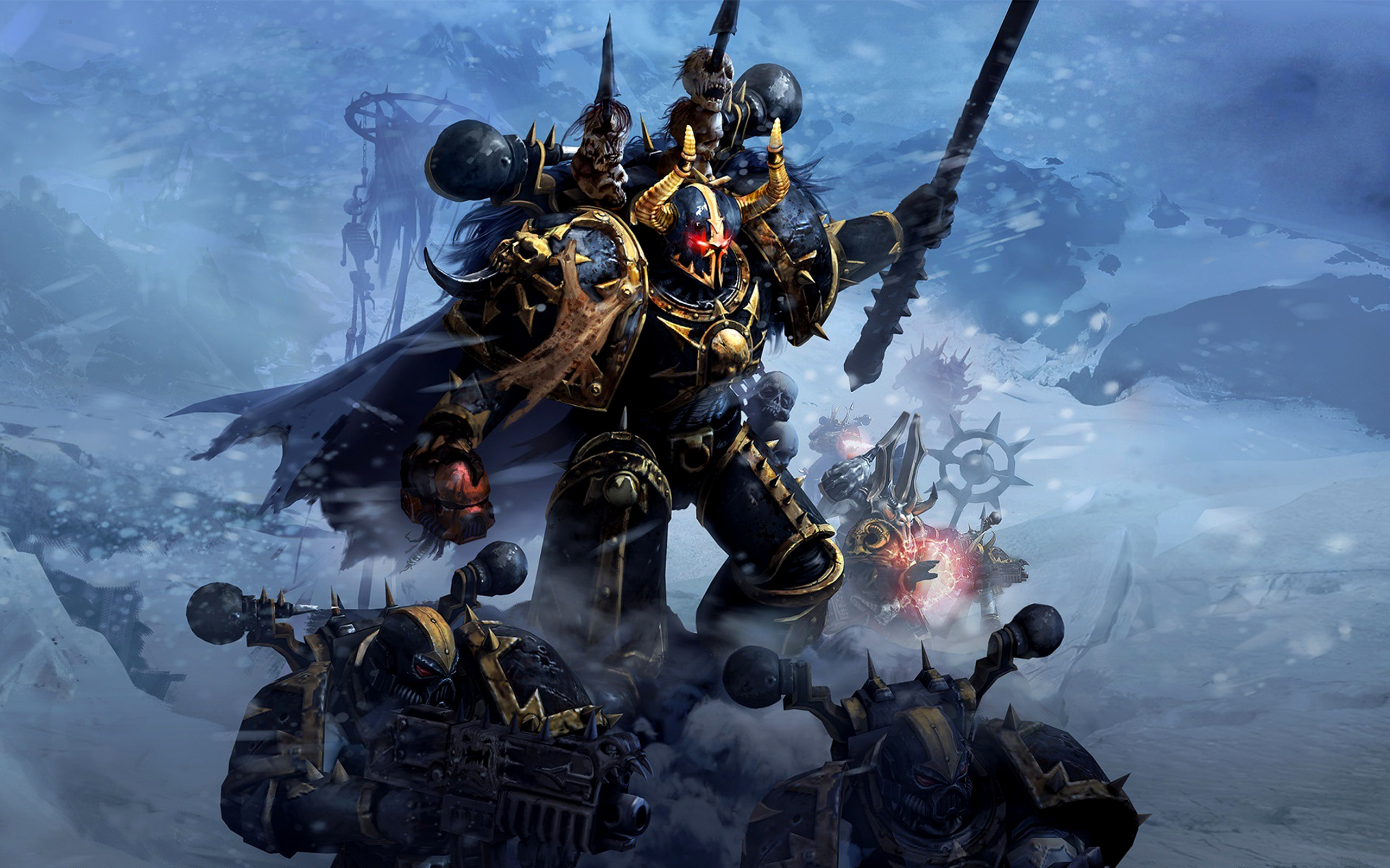 525 warhammer hd wallpapers | background images - wallpaper abyss