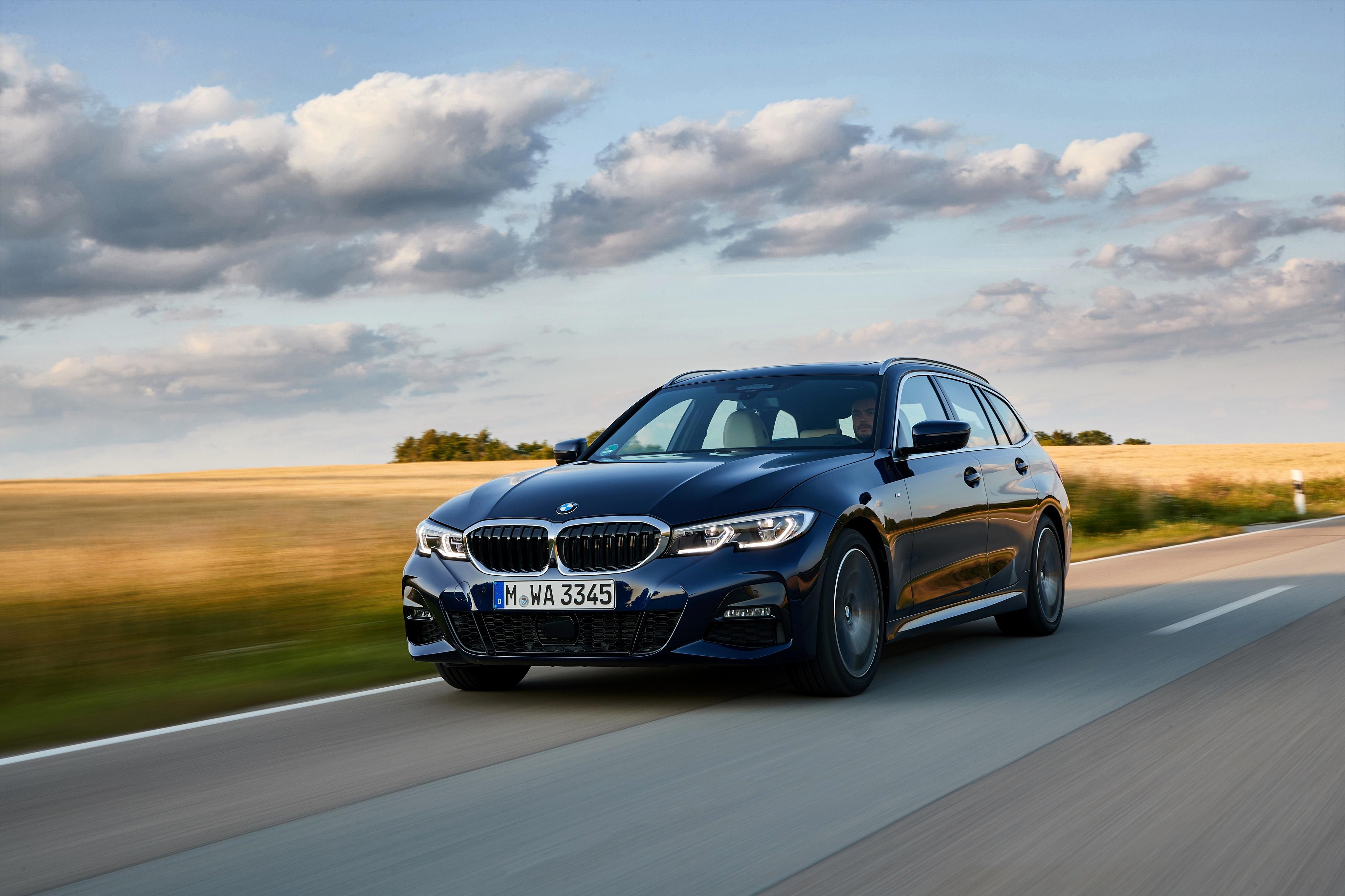 BMW 3 Series Touring 4k Ultra HD Wallpaper   Background ...