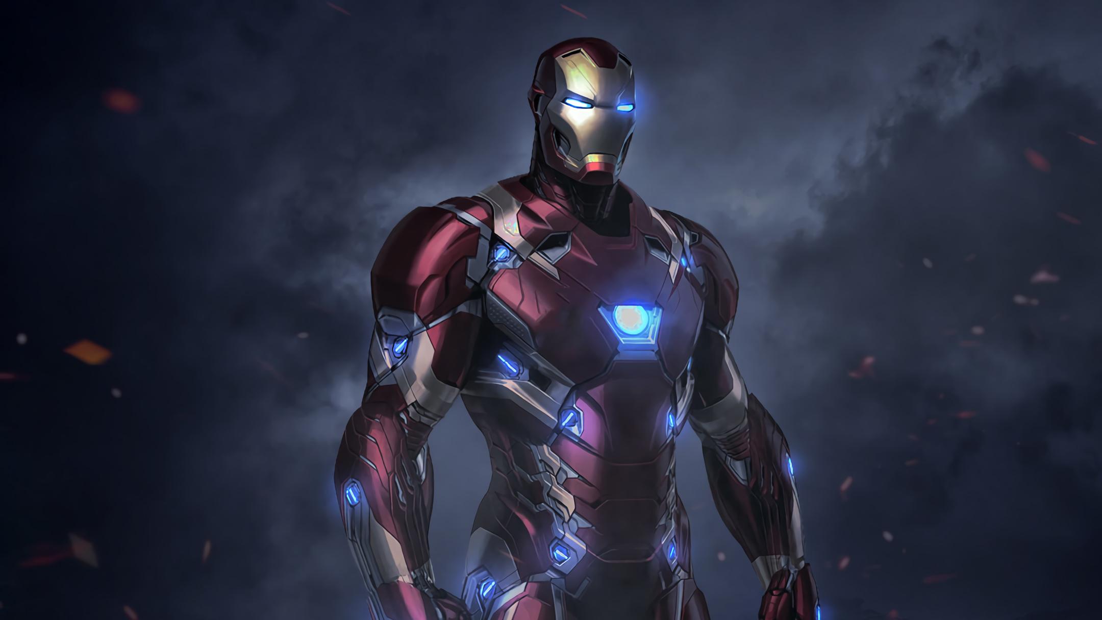 Iron Man Hd Wallpaper Background Image 2160x1215 Id