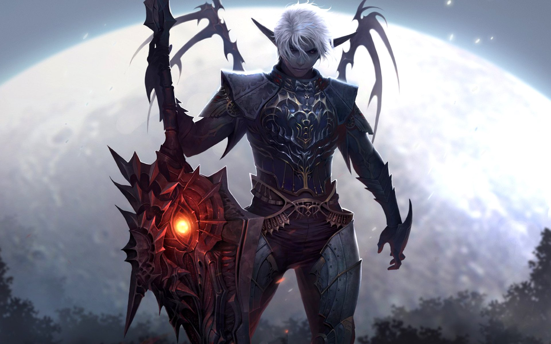 32 Lineage Ii Hd Wallpapers Background Images Wallpaper