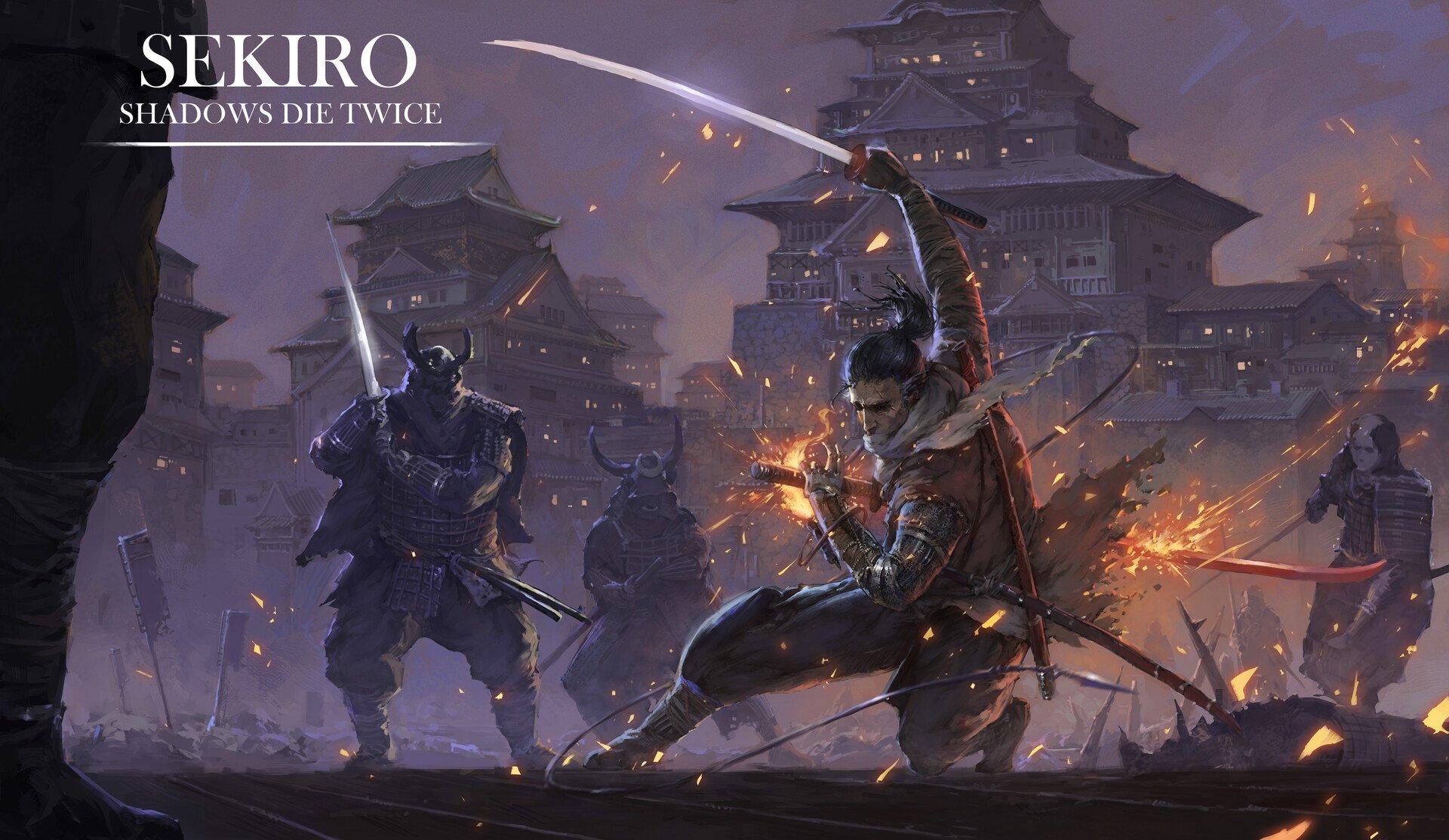 Sekiro Shadows Die Twice Hd Wallpaper Background Image