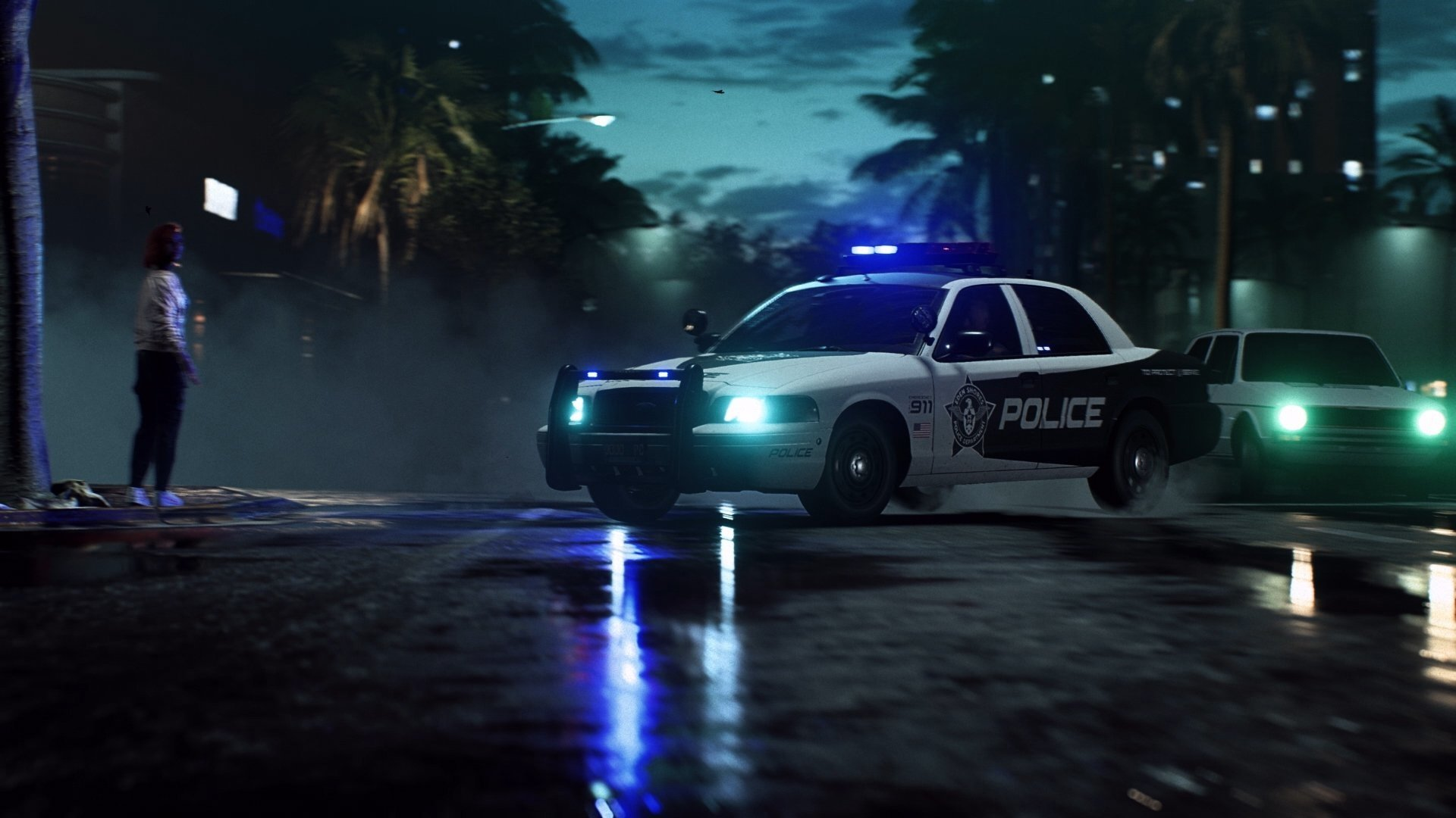 Need For Speed Heat Hd Wallpaper Background Image 1920x1080