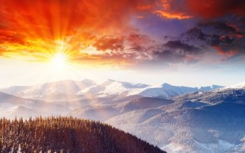 Earth - Sunrise Wallpapers and Backgrounds ID : 103166