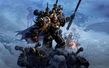 Компьютерная игра - Warhammer Wallpapers and Backgrounds ID : 103324