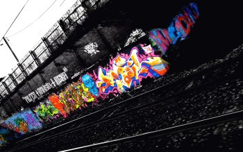 Artistic - Graffiti Wallpapers and Backgrounds ID : 10356
