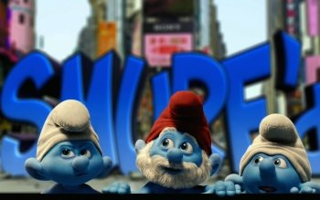 Movie - Smurfs Wallpapers and Backgrounds ID : 103578