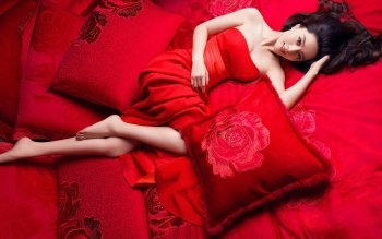 Kändis - Fan Bingbing Wallpapers and Backgrounds ID : 103684