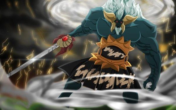 Anime Fairy Tail Ikusa-Tsunagi HD Wallpaper | Background Image