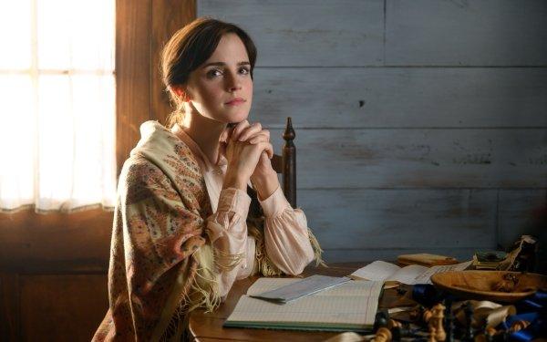 Movie Little Women (2019) Little Women Emma Watson HD Wallpaper | Background Image