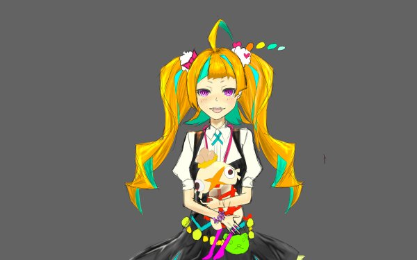 Anime Kiznaiver Niko Niiyama HD Wallpaper | Background Image