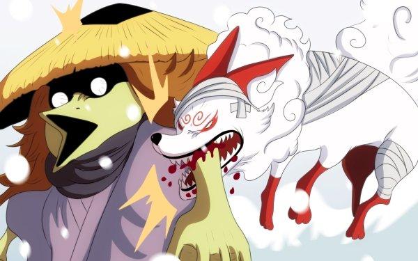 Anime One Piece Kawamatsu Onimaru HD Wallpaper   Background Image
