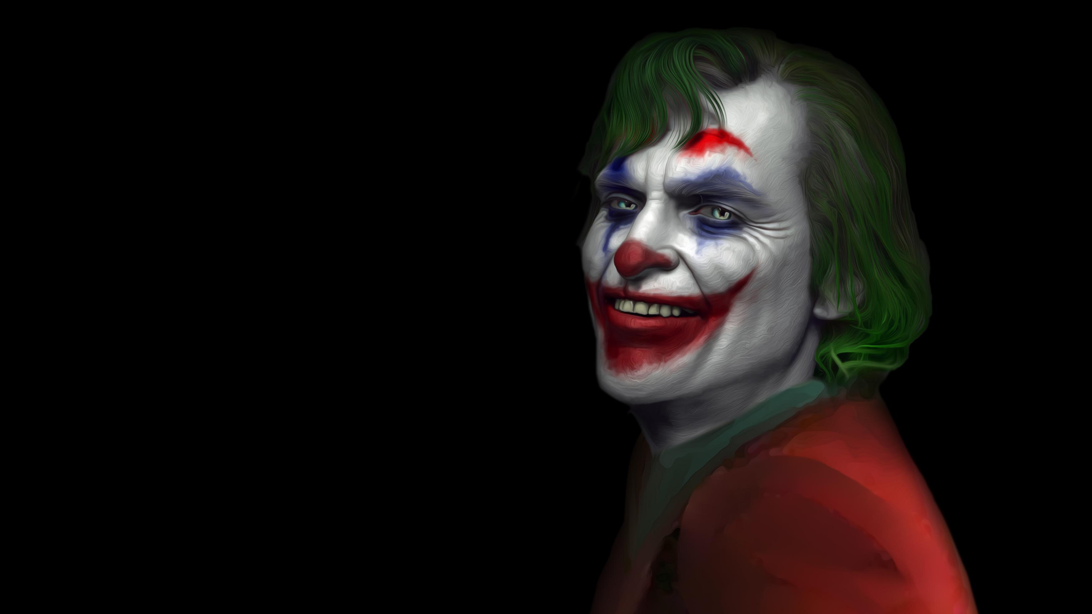 Joker Fond D Ecran Hd Arriere Plan 3508x1973 Id