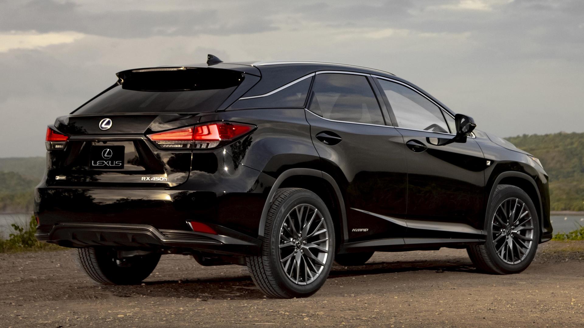 2020 Lexus RX 450h Picture